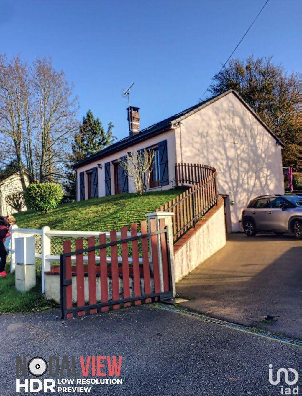 Achat maison 3chambres 108m² - Charny-Orée-de-Puisaye
