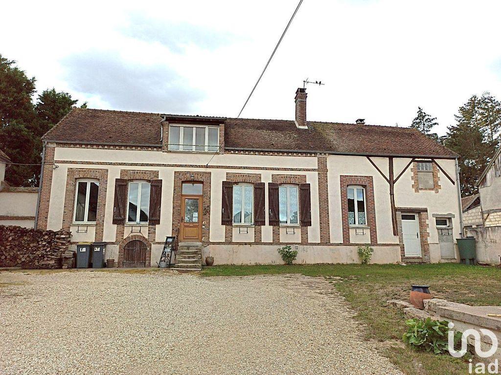 Achat maison 4chambres 164m² - Thorigny-sur-Oreuse