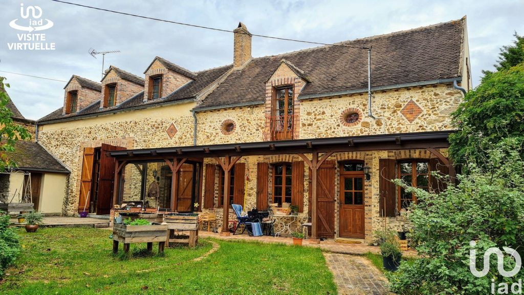 Achat maison 4chambres 220m² - Nailly