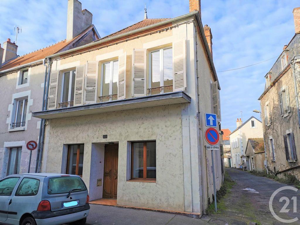 Achat maison 3chambres 105m² - Cosne-Cours-sur-Loire