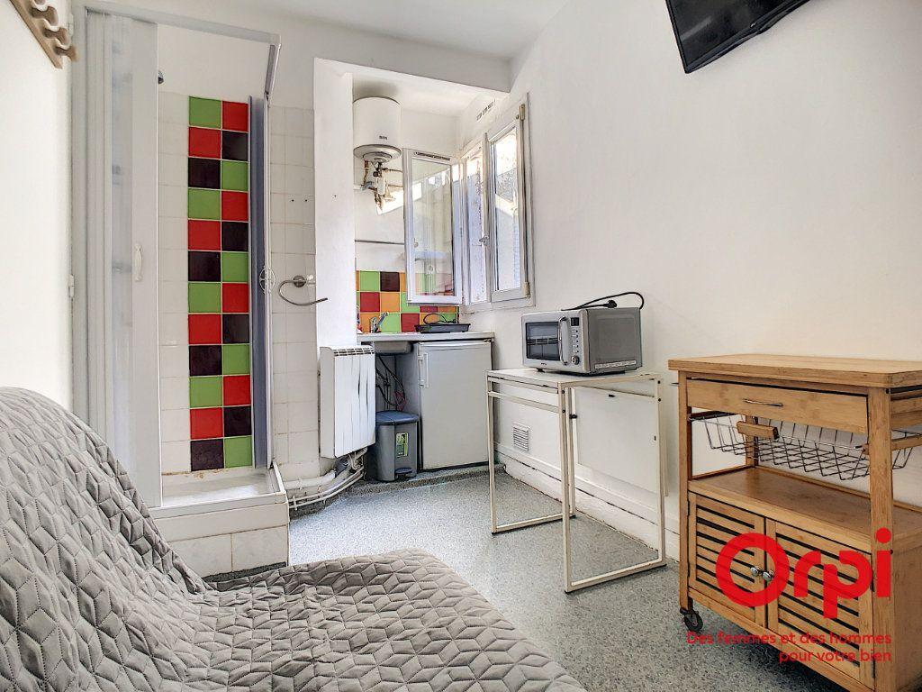 Achat studio 8m² - Paris 14ème arrondissement