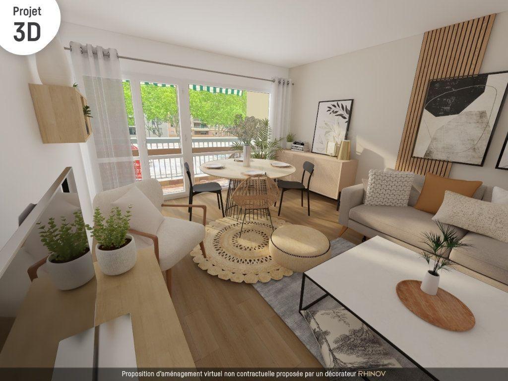 Achat appartement 3pièces 67m² - Lyon 7ème arrondissement