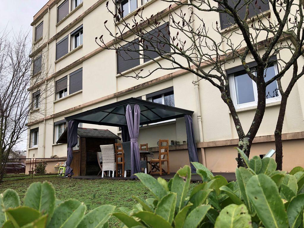 Achat appartement 4pièces 74m² - Auxerre