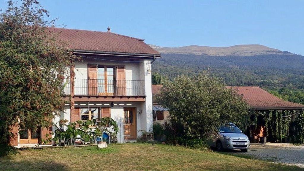 Achat maison 4chambres 128m² - Crozet