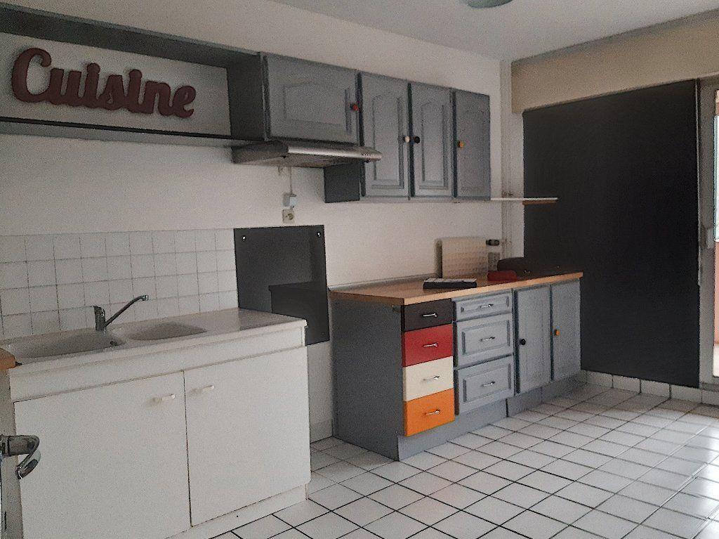 Achat appartement 5pièces 102m² - Montluçon