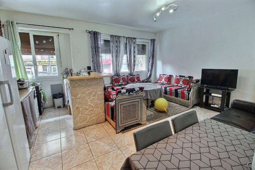 Achat appartement 3pièces 70m² - Marseille 3ème arrondissement
