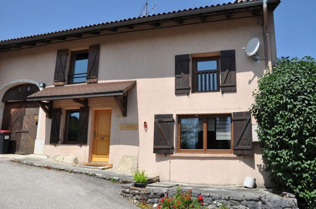 Achat maison 3chambres 140m² - Matafelon-Granges
