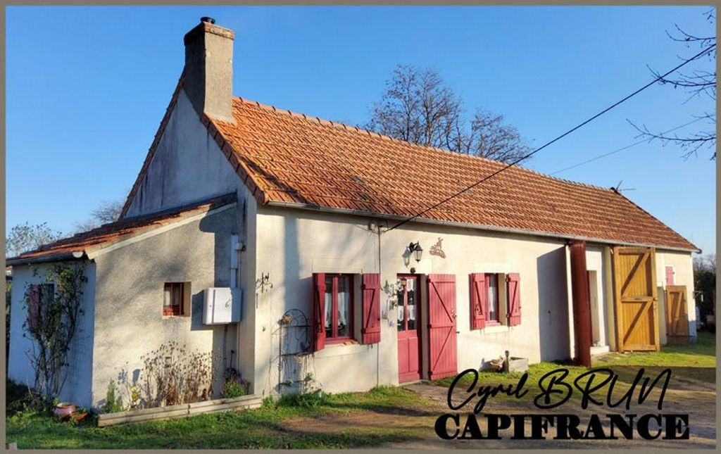 Achat maison 6chambres 164m² - Moulins