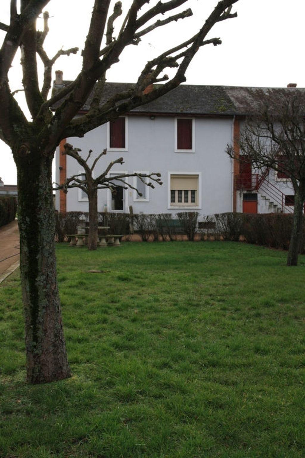 Achat maison 3 chambre(s) - Dompierre-sur-Besbre