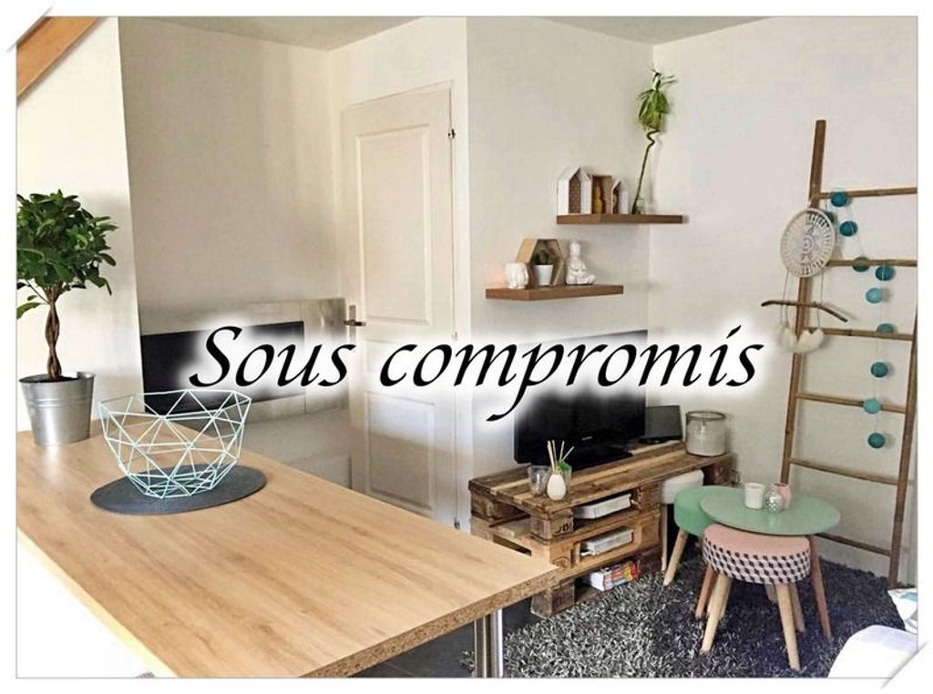 Achat maison 2chambres 55m² - Angers