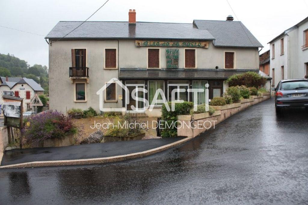 Achat maison 12chambres 550m² - Moux-en-Morvan
