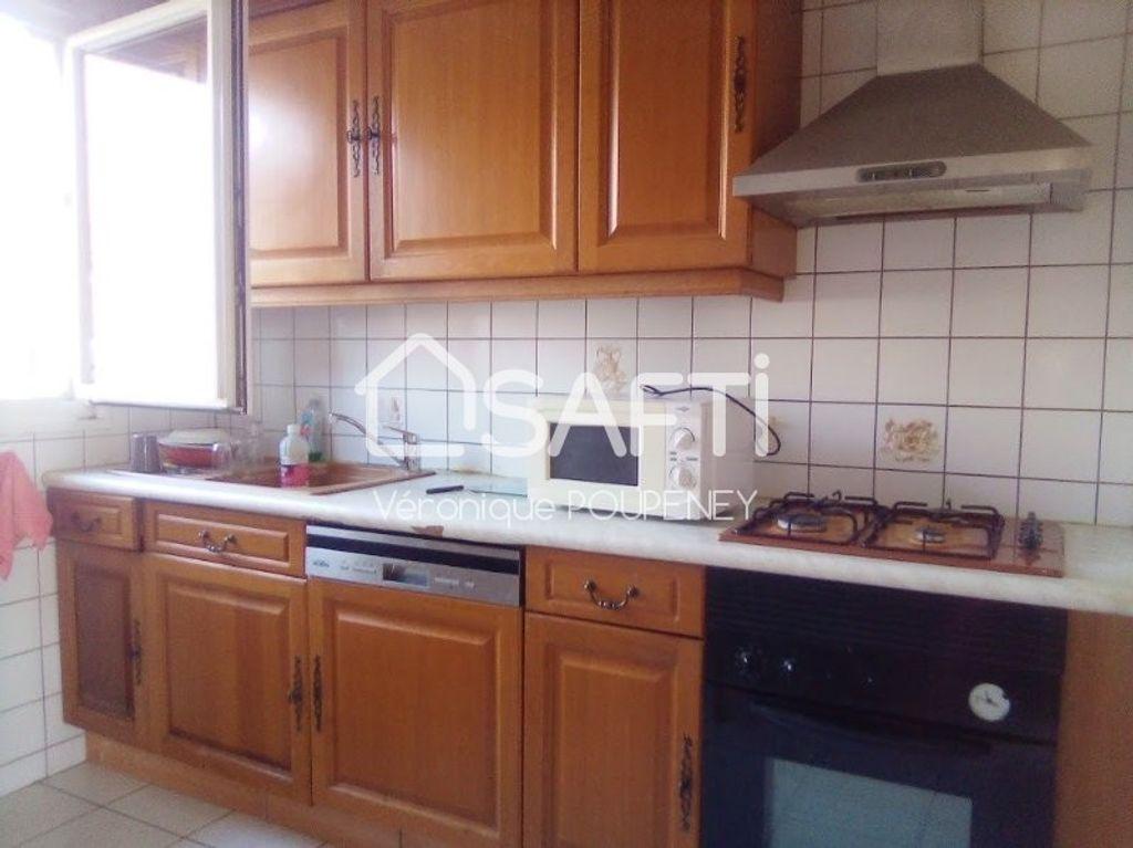Achat maison 4chambres 112m² - Audincourt