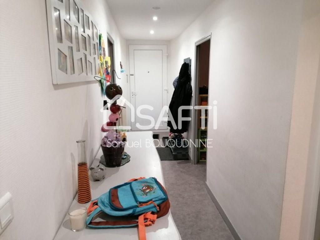 Achat appartement 3pièces 79m² - Hérimoncourt