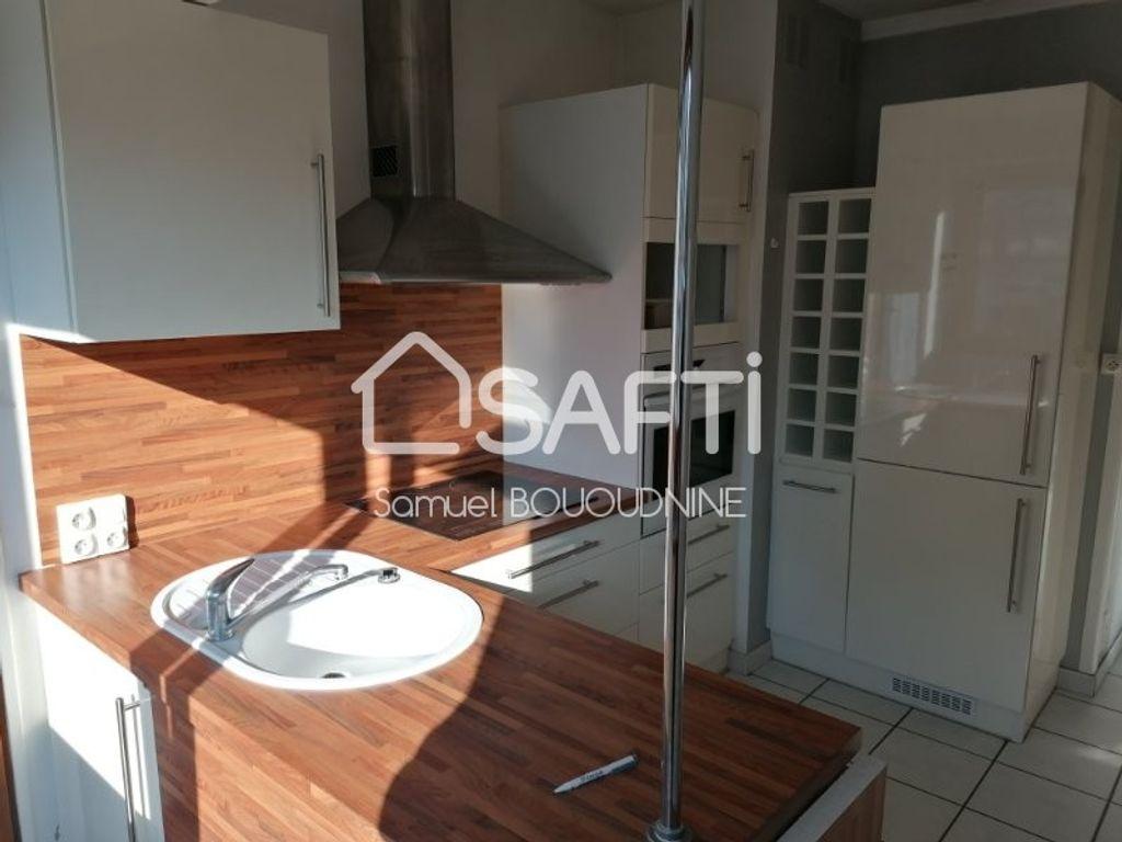 Achat appartement 4pièces 74m² - Seloncourt