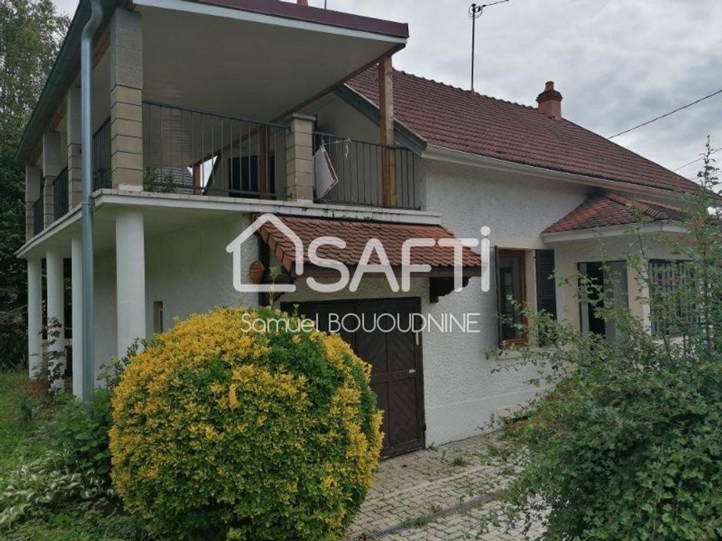 Achat maison 4chambres 110m² - Seloncourt