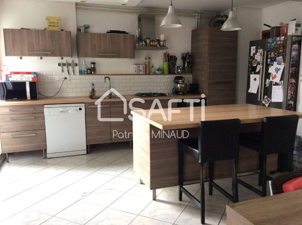 Achat appartement 4pièces 77m² - Miribel