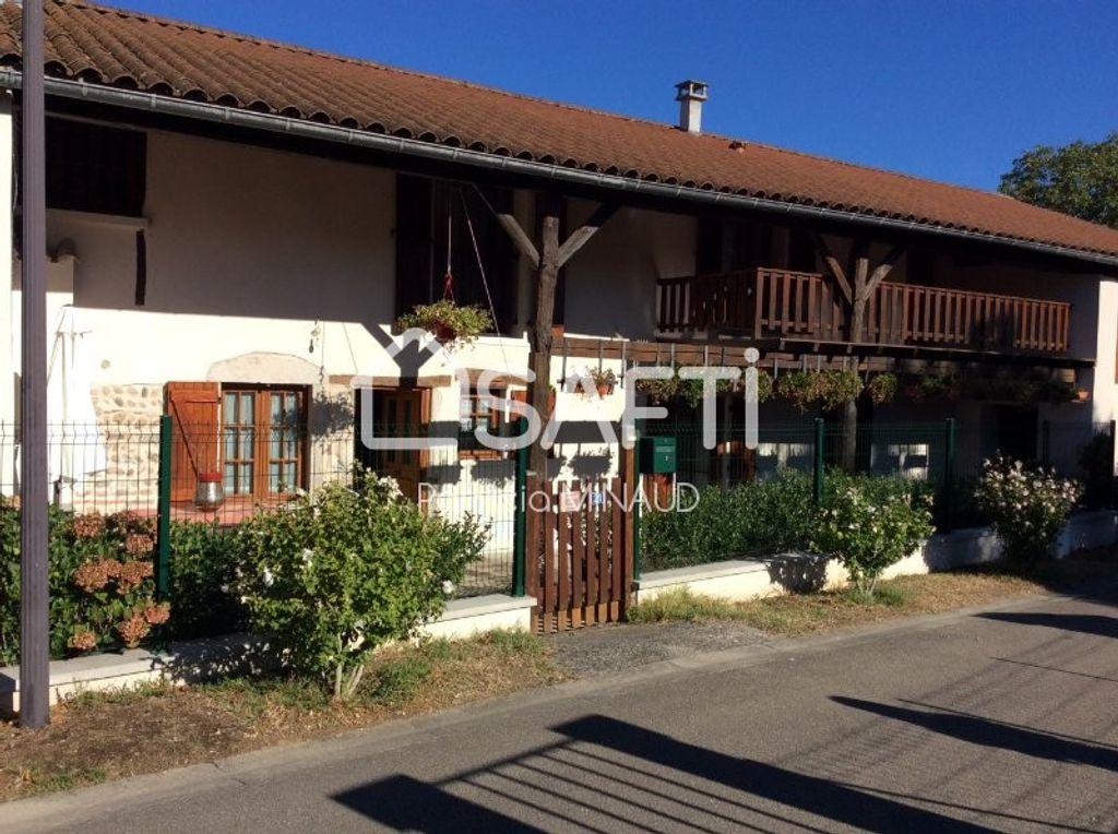 Achat maison 4chambres 135m² - Béligneux