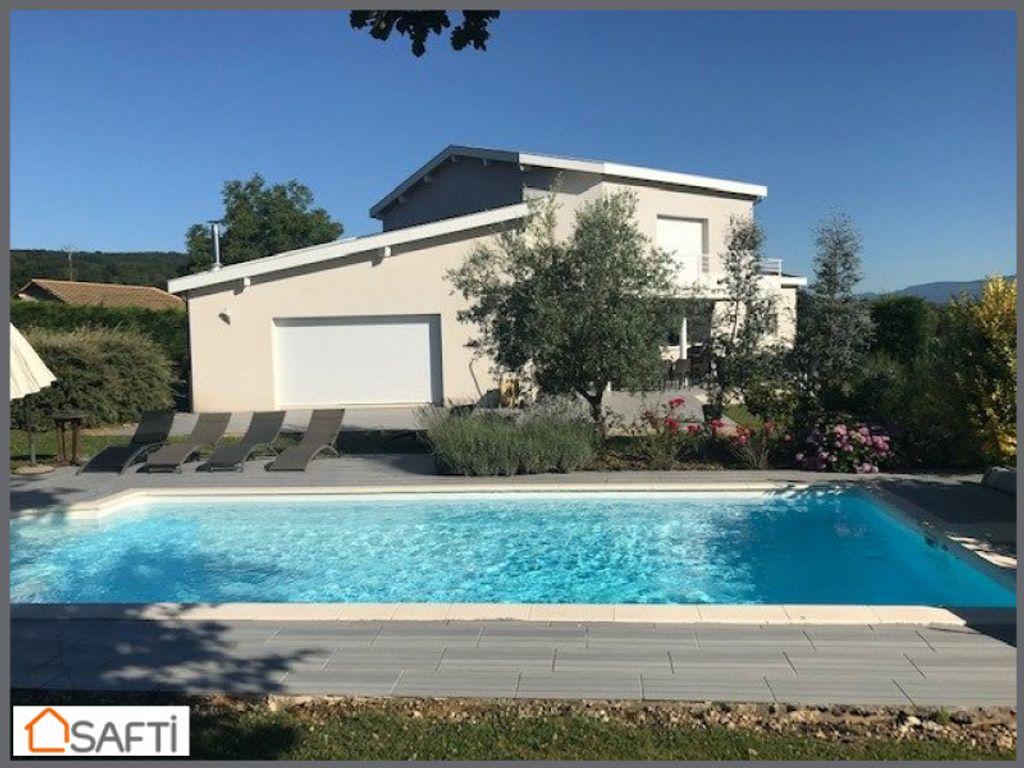 Achat maison 5chambres 214m² - Peyrieu