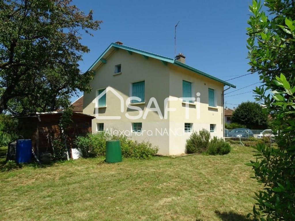 Achat maison 2chambres 56m² - Saint-Denis-en-Bugey