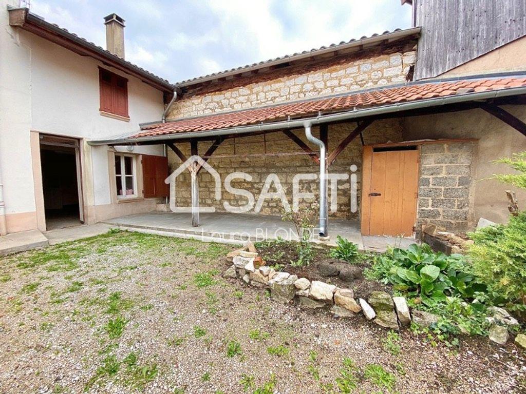 Achat maison 3chambres 91m² - Saint-Étienne-du-Bois