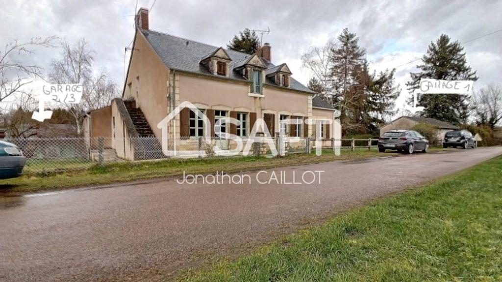 Achat maison 5chambres 198m² - Pouilly-sur-Loire