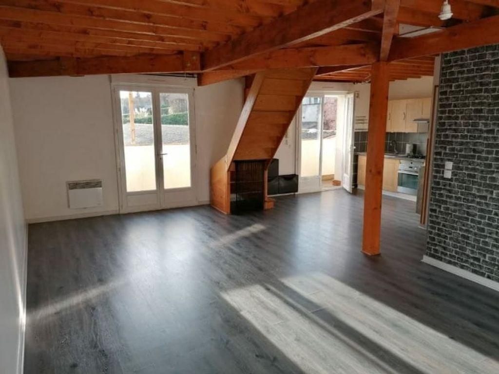 Achat appartement 3pièces 66m² - Pont-sur-Yonne