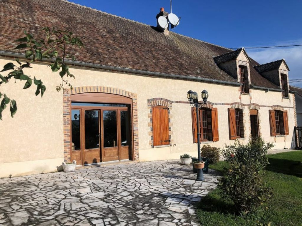 Achat maison 3chambres 240m² - Nailly