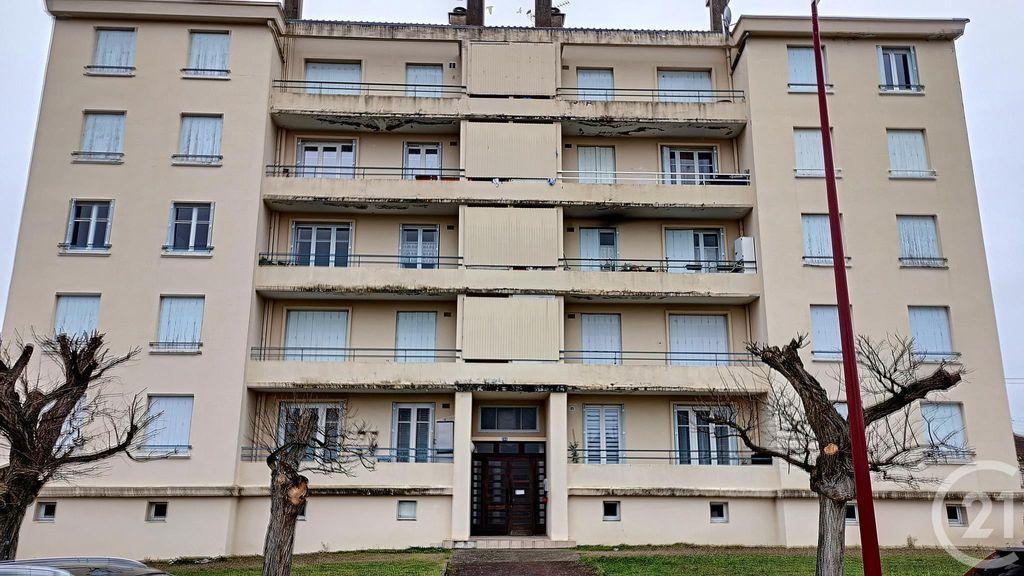 Achat appartement 4pièces 65m² - Saint-Pourçain-sur-Sioule