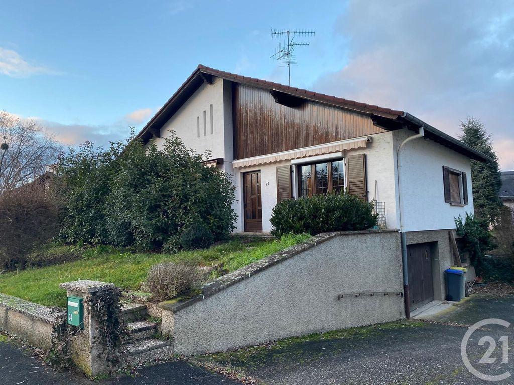 Achat maison 3chambres 116m² - Strasbourg