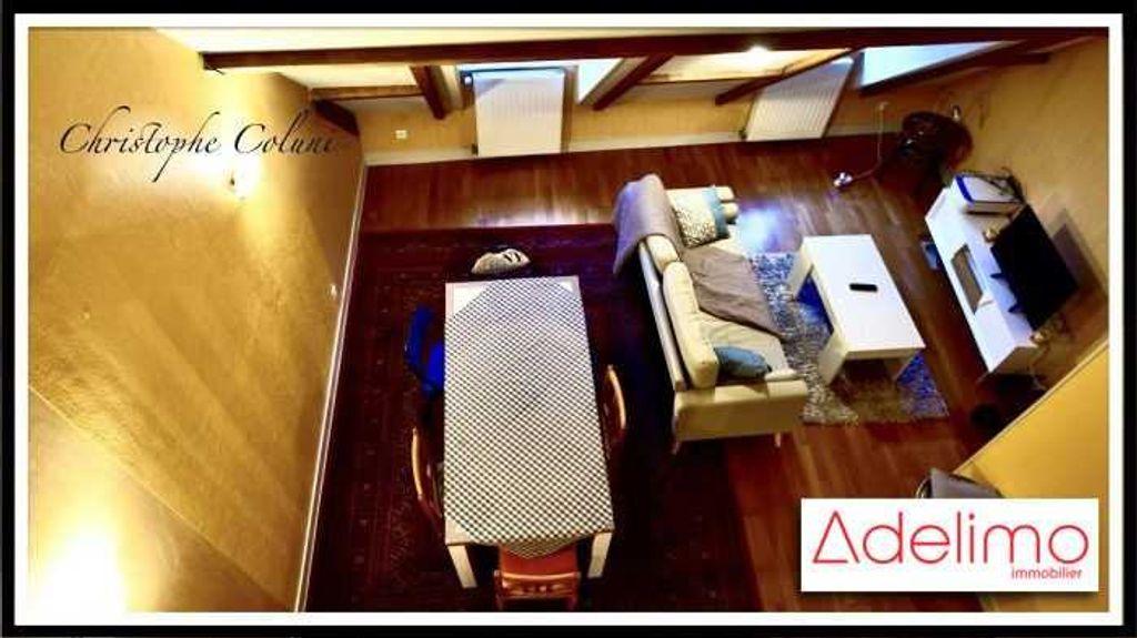 Achat appartement 3pièces 75m² - Auxerre