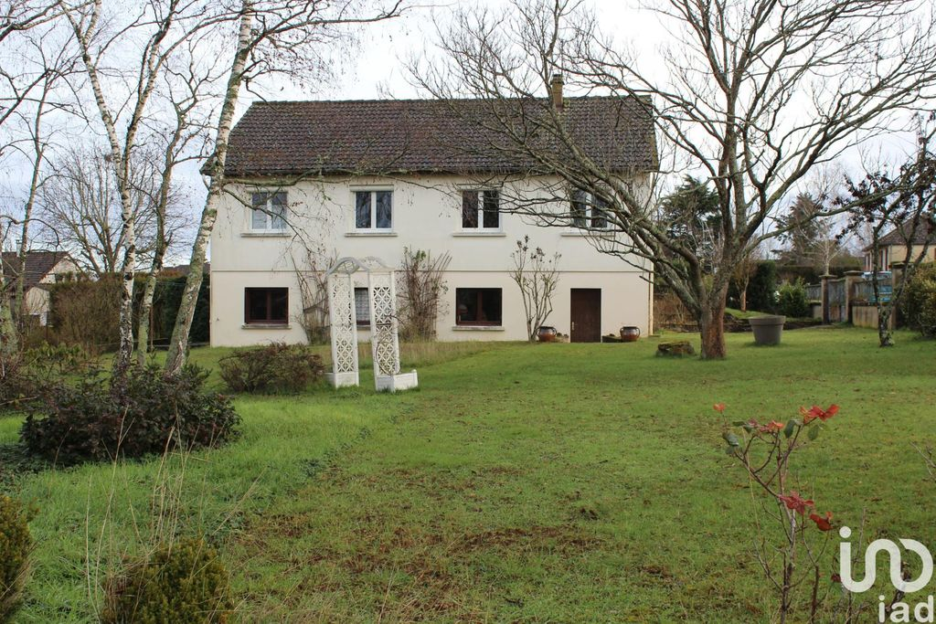 Achat maison 5chambres 107m² - Marzy