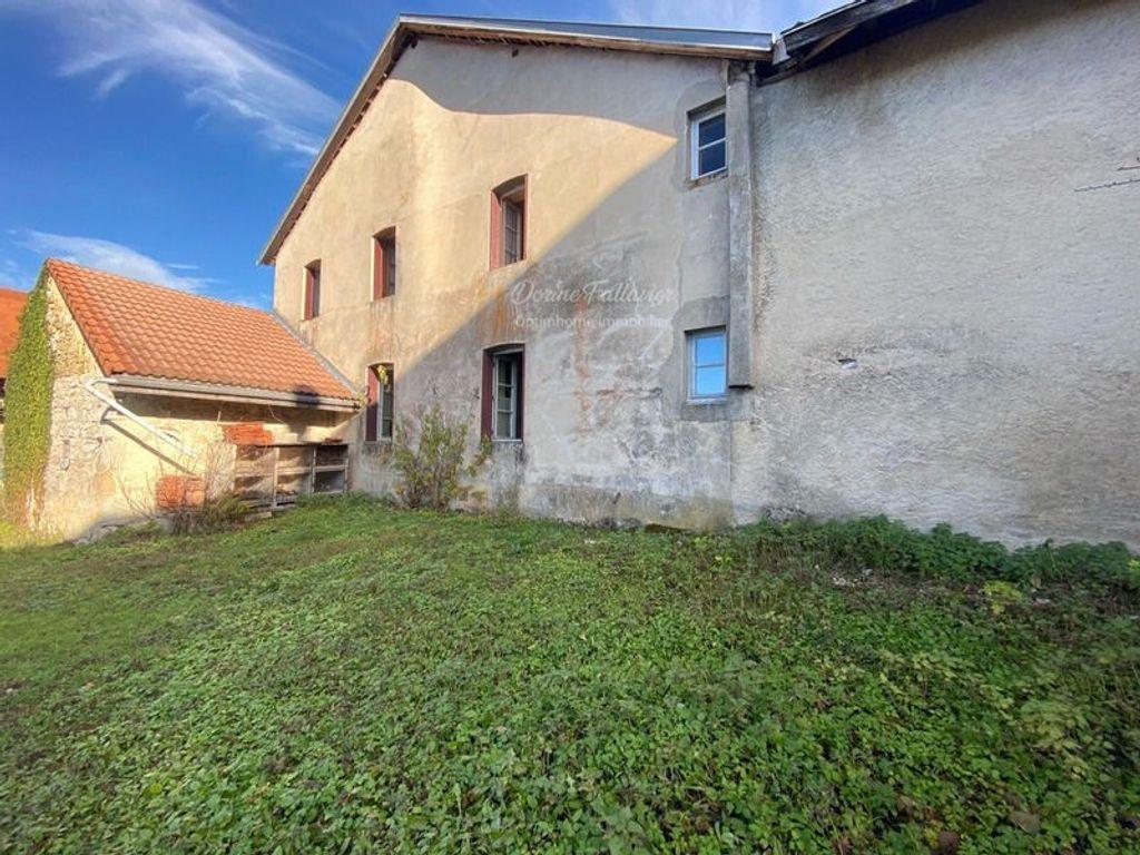 Achat maison 3chambres 90m² - Hauteville-Lompnes