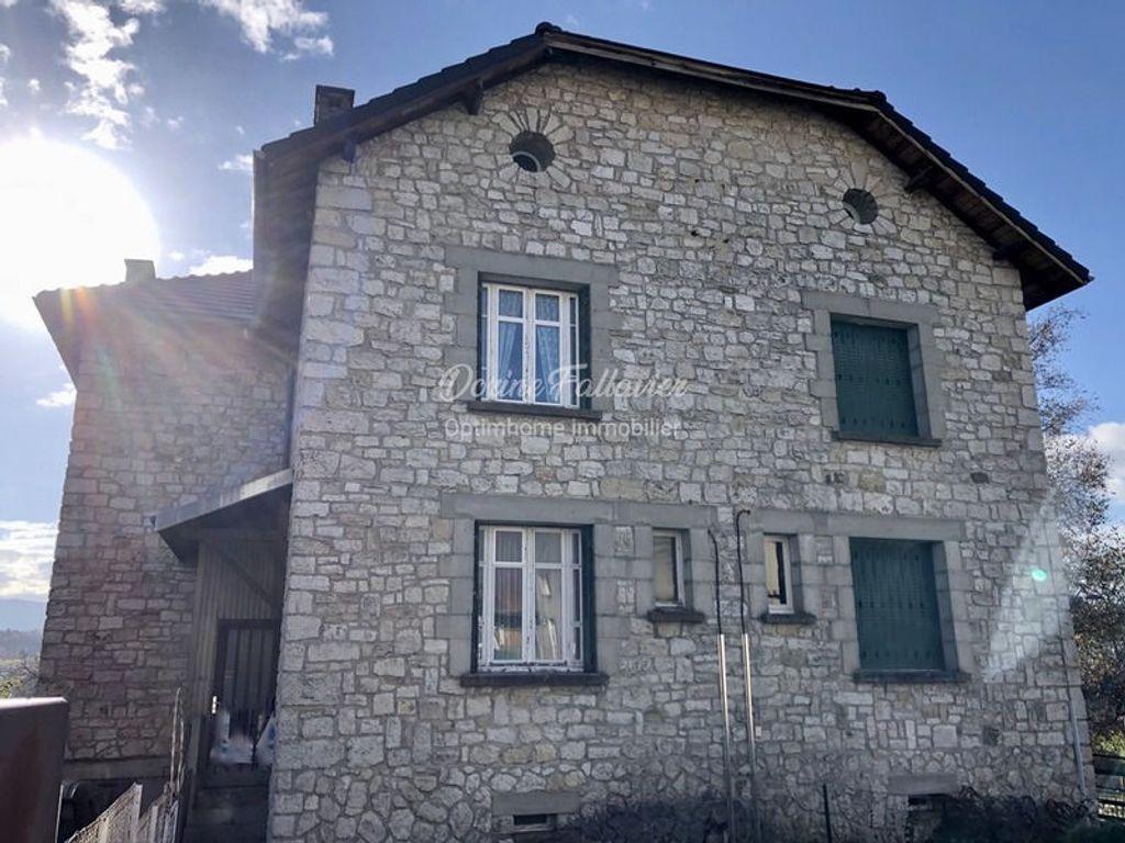 Achat maison 2chambres 131m² - Haut-Valromey