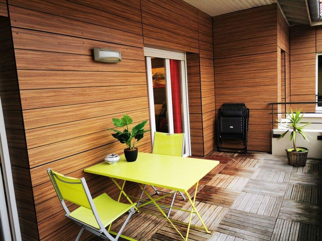 Achat appartement 3pièces 70m² - Lagnieu