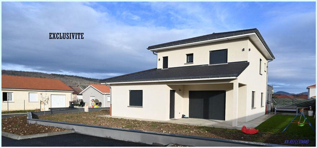 Achat maison 4chambres 140m² - Saint-Martin-du-Frêne