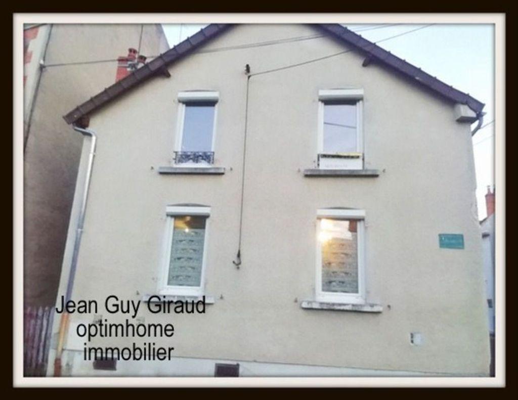 Achat maison 2 chambre(s) - Saint-Germain-des-Fossés