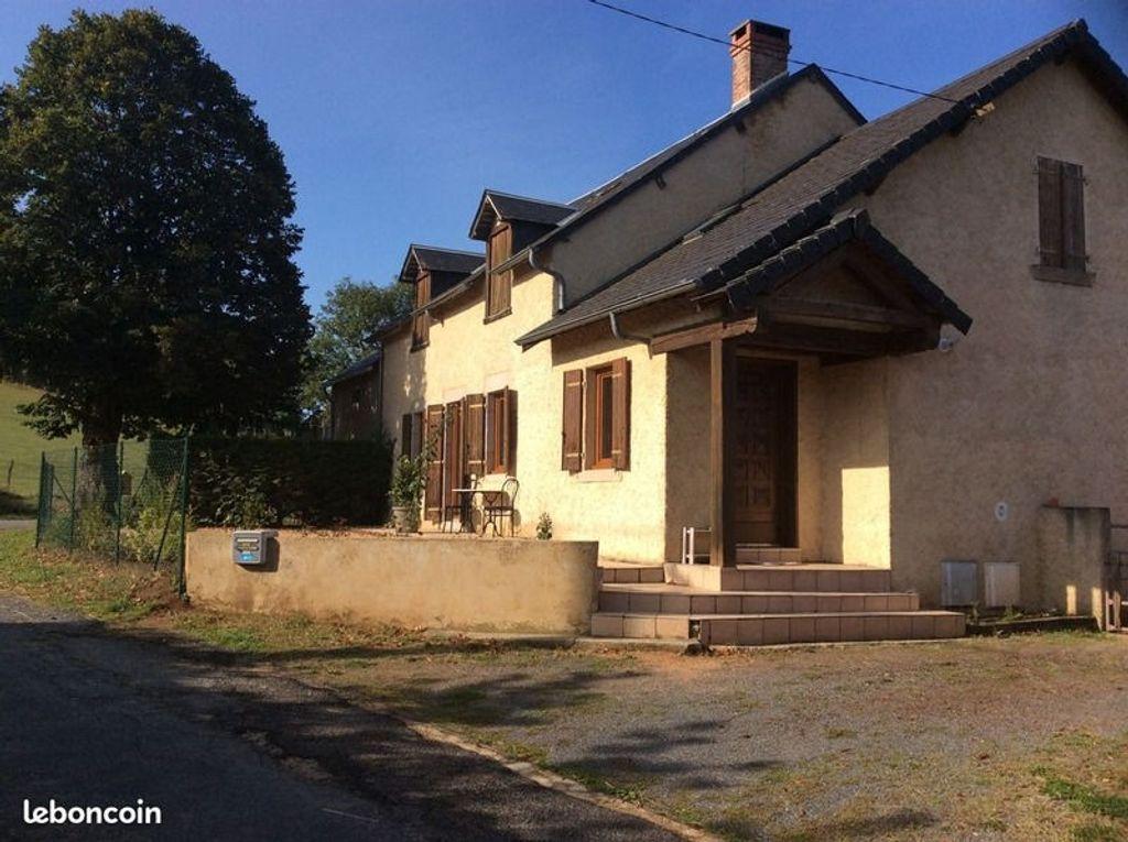 Achat maison 4 chambre(s) - Châtel-Montagne