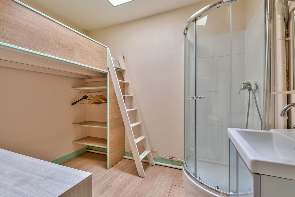 Achat studio 6m² - Paris 11ème arrondissement