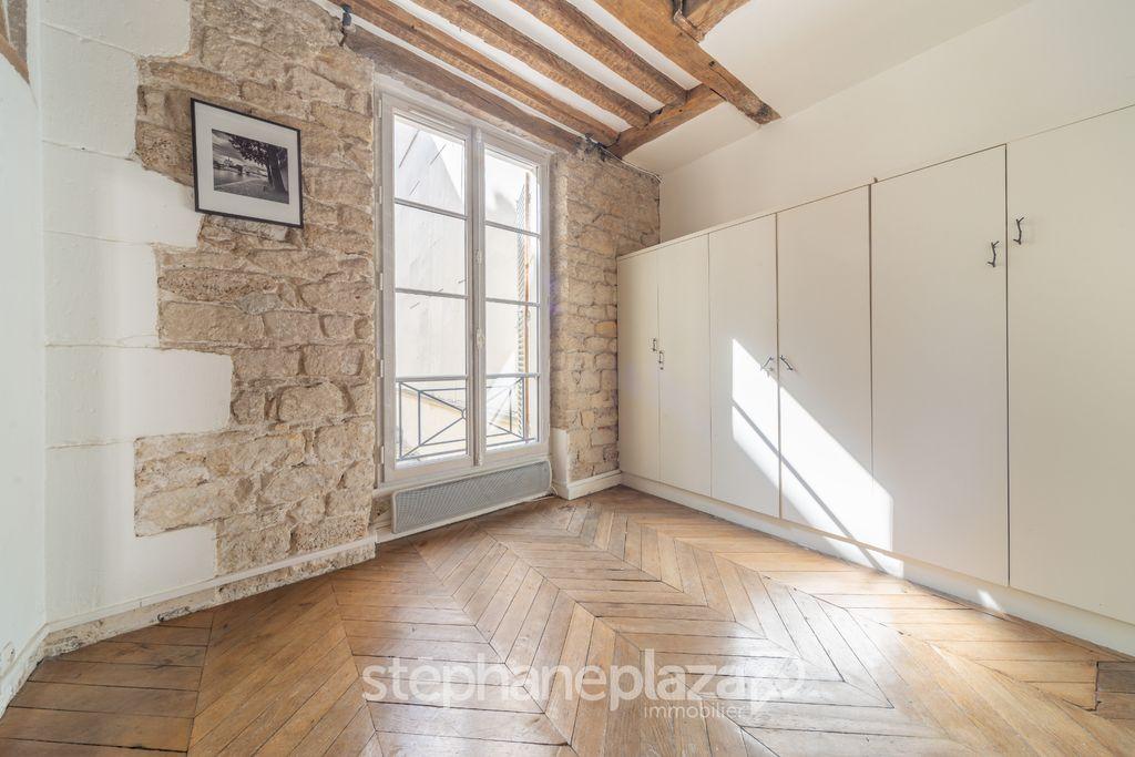 Achat appartement 3pièces 73m² - Paris 4ème arrondissement