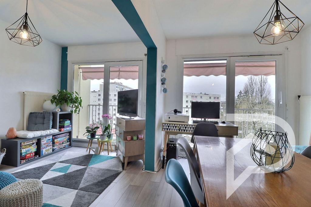 Achat appartement 4pièces 77m² - Besançon