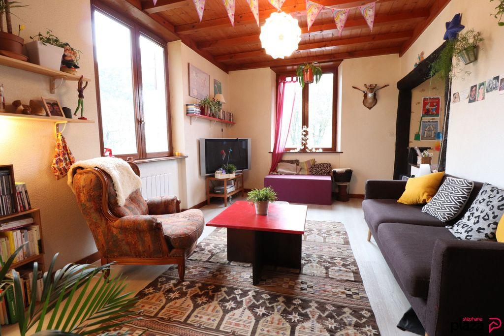Achat appartement 3pièces 61m² - Besançon