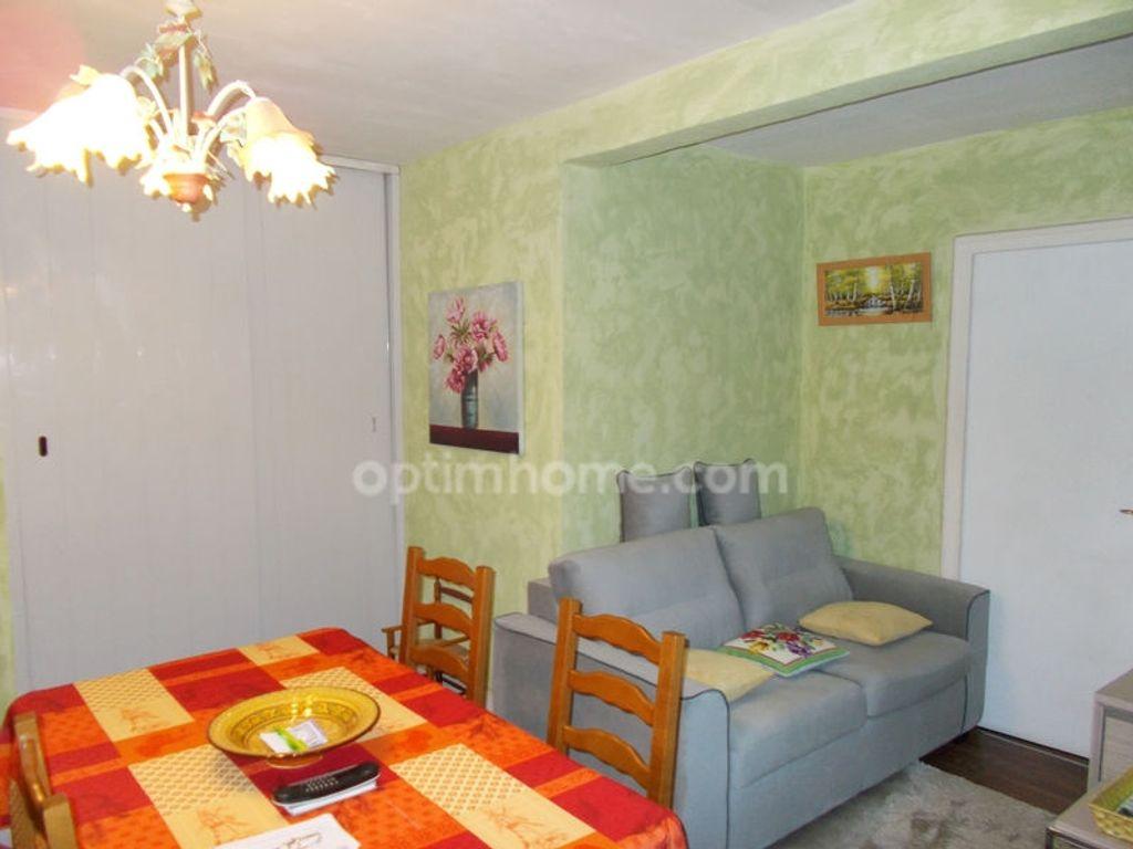 Achat appartement 2pièces 52m² - Cosne-Cours-sur-Loire