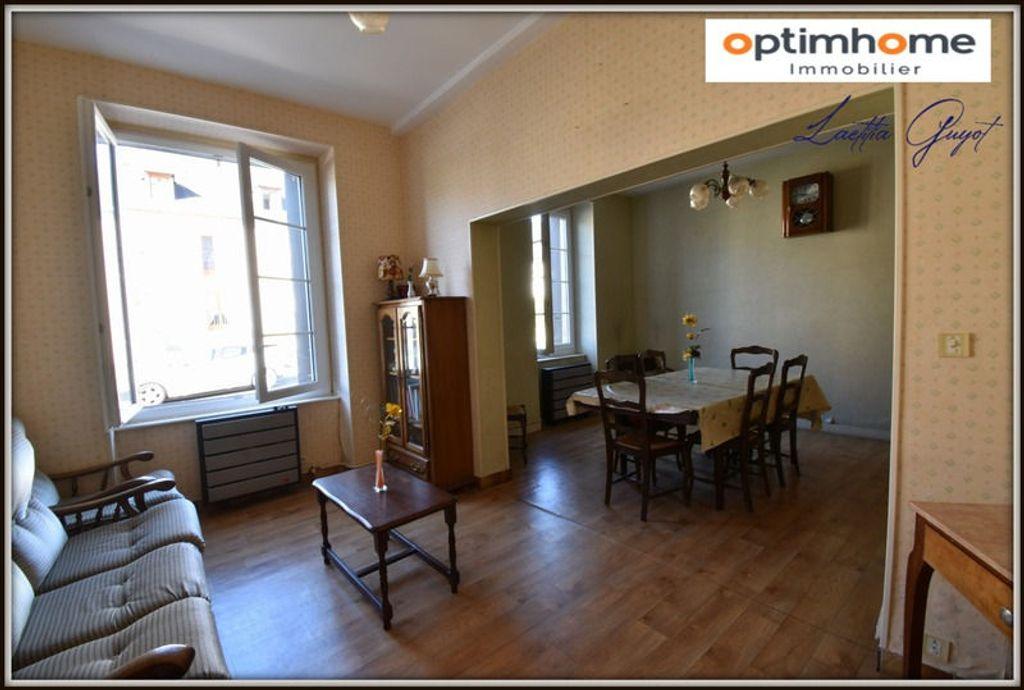 Achat appartement 4pièces 69m² - Souvigny