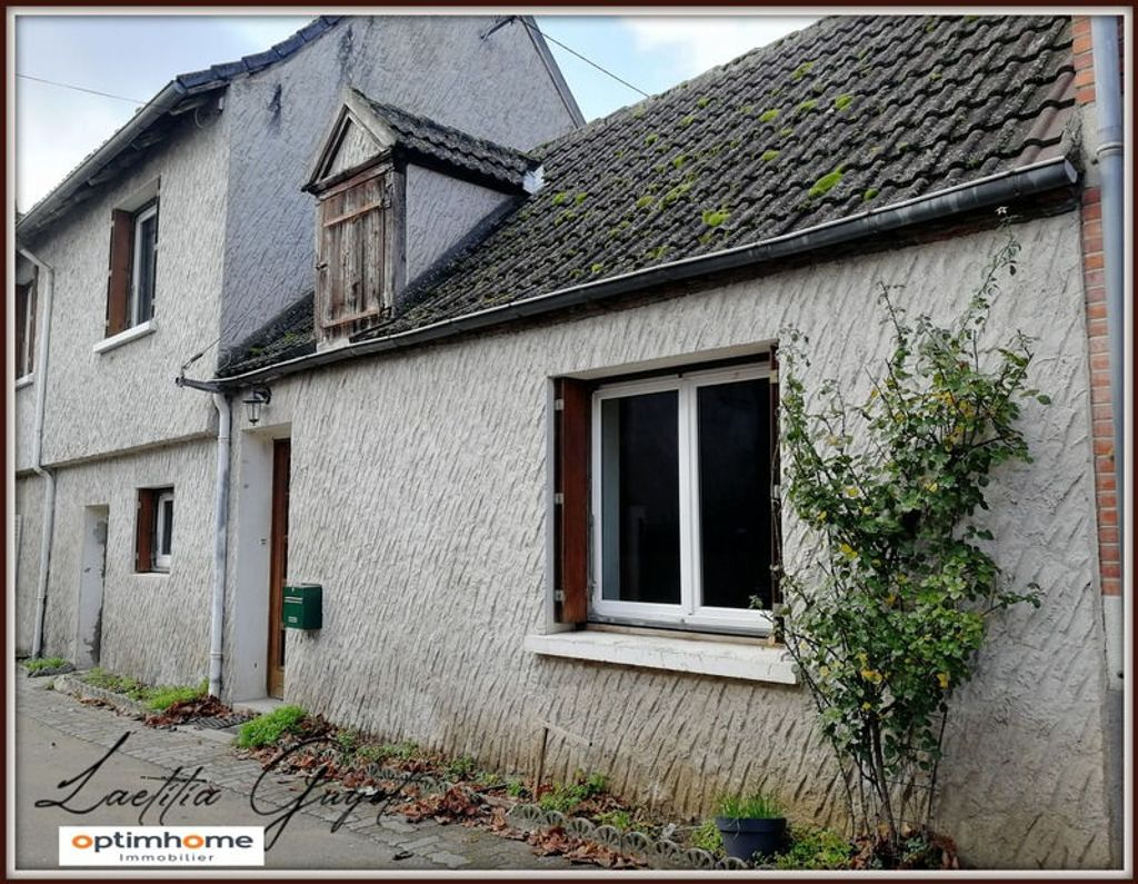 Achat maison 2chambres 78m² - Moulins