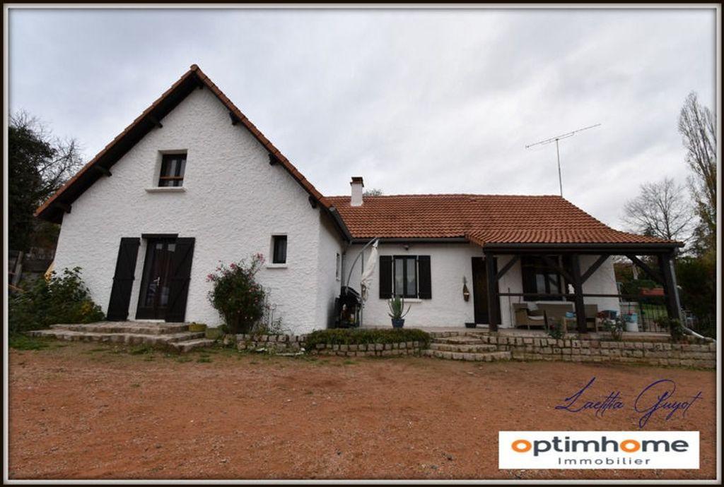 Achat maison 3chambres 142m² - Saint-Étienne-de-Vicq