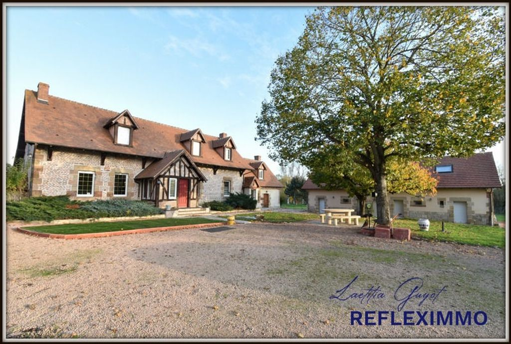 Achat maison 8 chambre(s) - Moulins