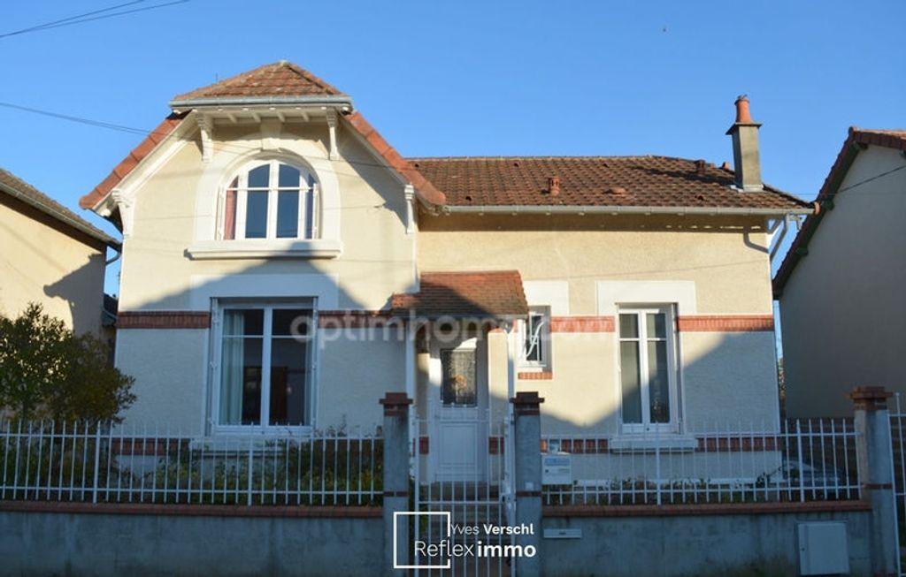 Achat maison 2 chambre(s) - Yzeure