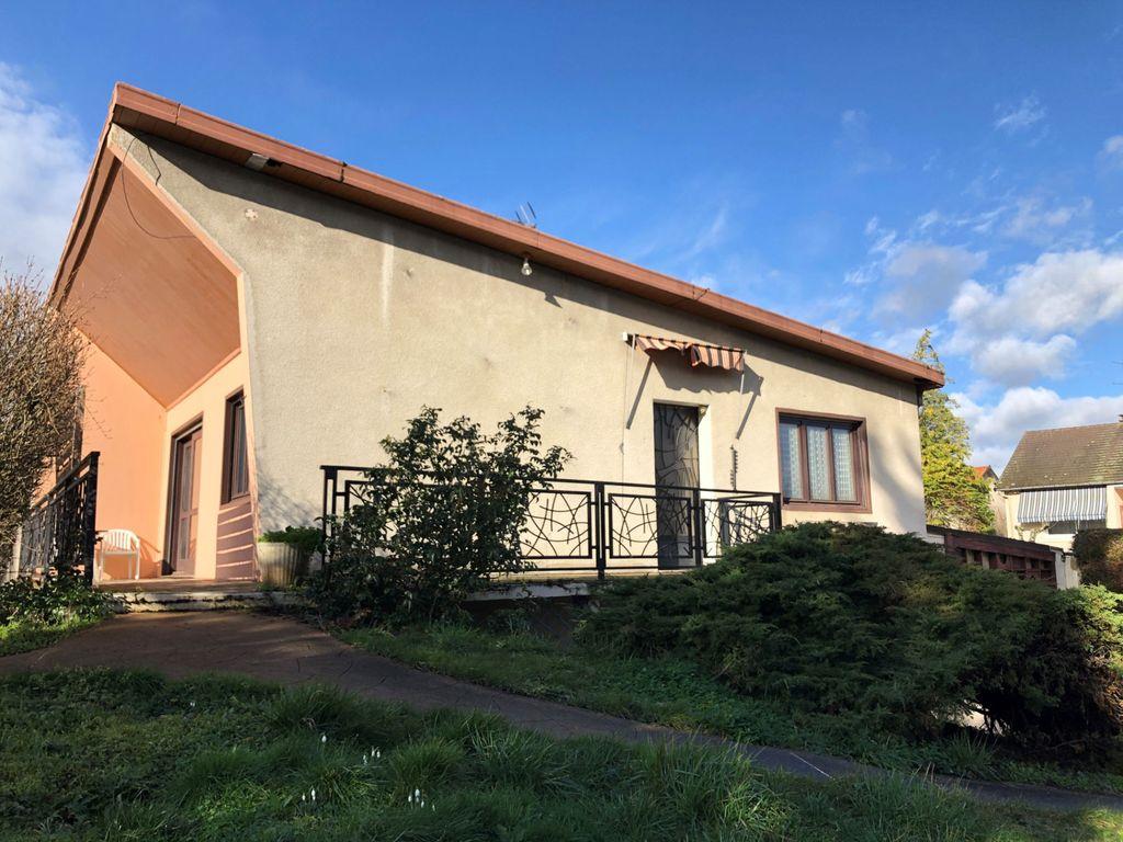 Achat maison 3chambres 143m² - Auxerre