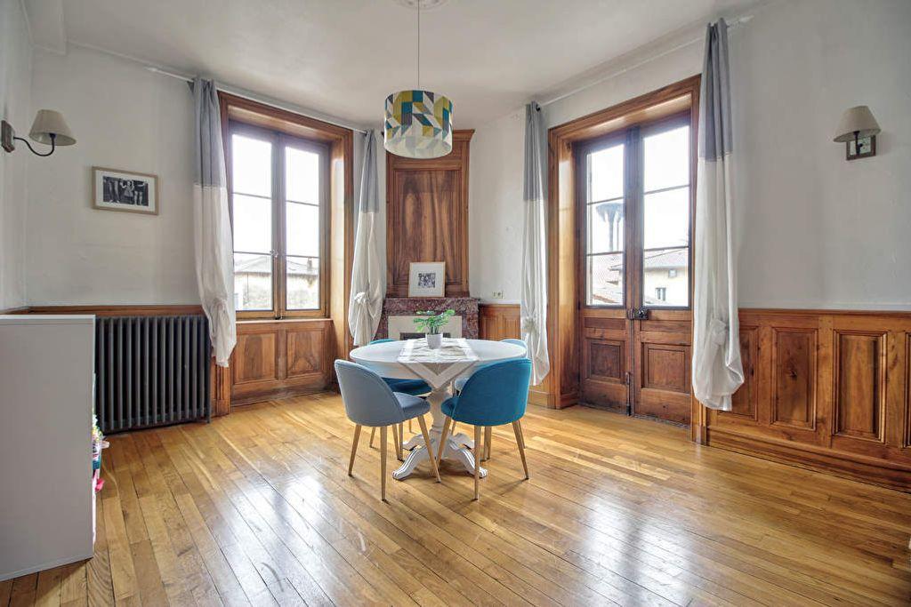 Achat maison 3chambres 115m² - Neuville-sur-Ain
