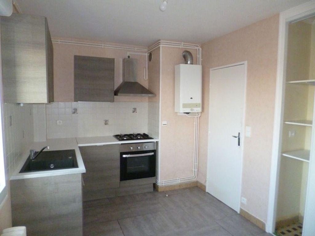 Achat appartement 5pièces 83m² - Nevers